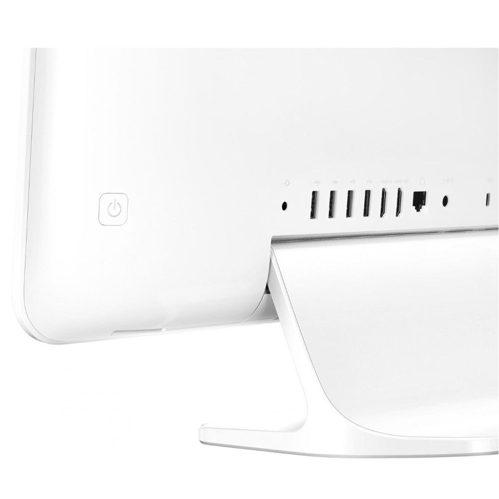 Computador All in One Samsung E5 i5 8GB RAM, HD 1TB, Tela 21.5'', Windows 10 - Branco