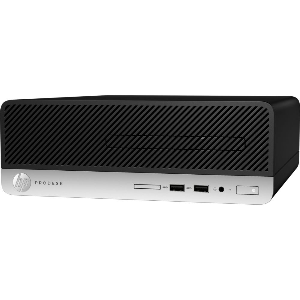 Computador HP Prodesk 400 G5 SFF Intel Core i5-8500 4GB RAM HD 500GB com Windows 10 Pro