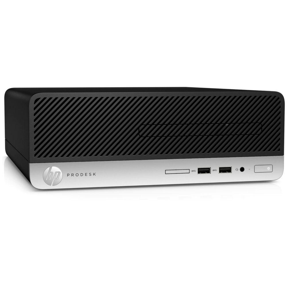 Computador HP Prodesk 400 G5 SFF Intel Core i5-8500 8GB RAM HD 500GB com Windows 10 Pro