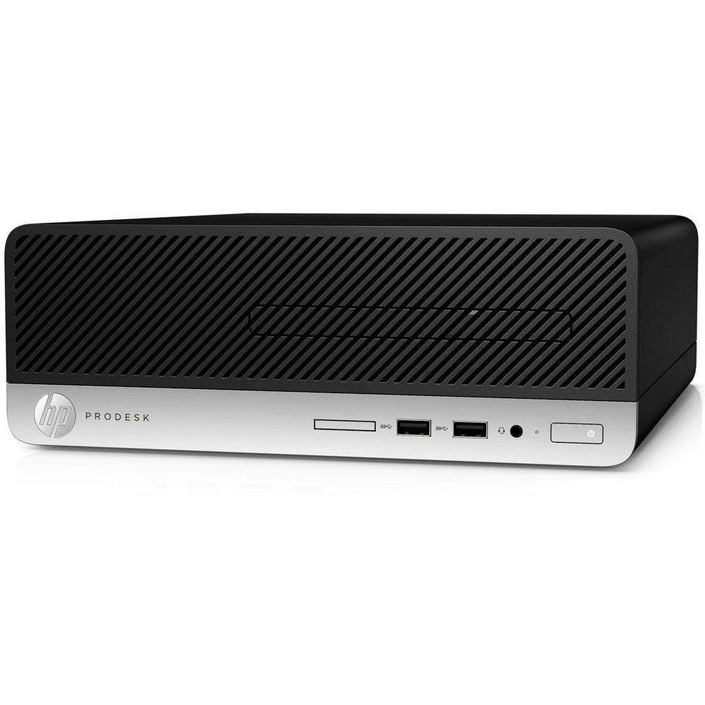 Computador HP Prodesk 400 G5 SFF Intel i5-8500, 8GB RAM, HD 500GB com Windows 10 Pro