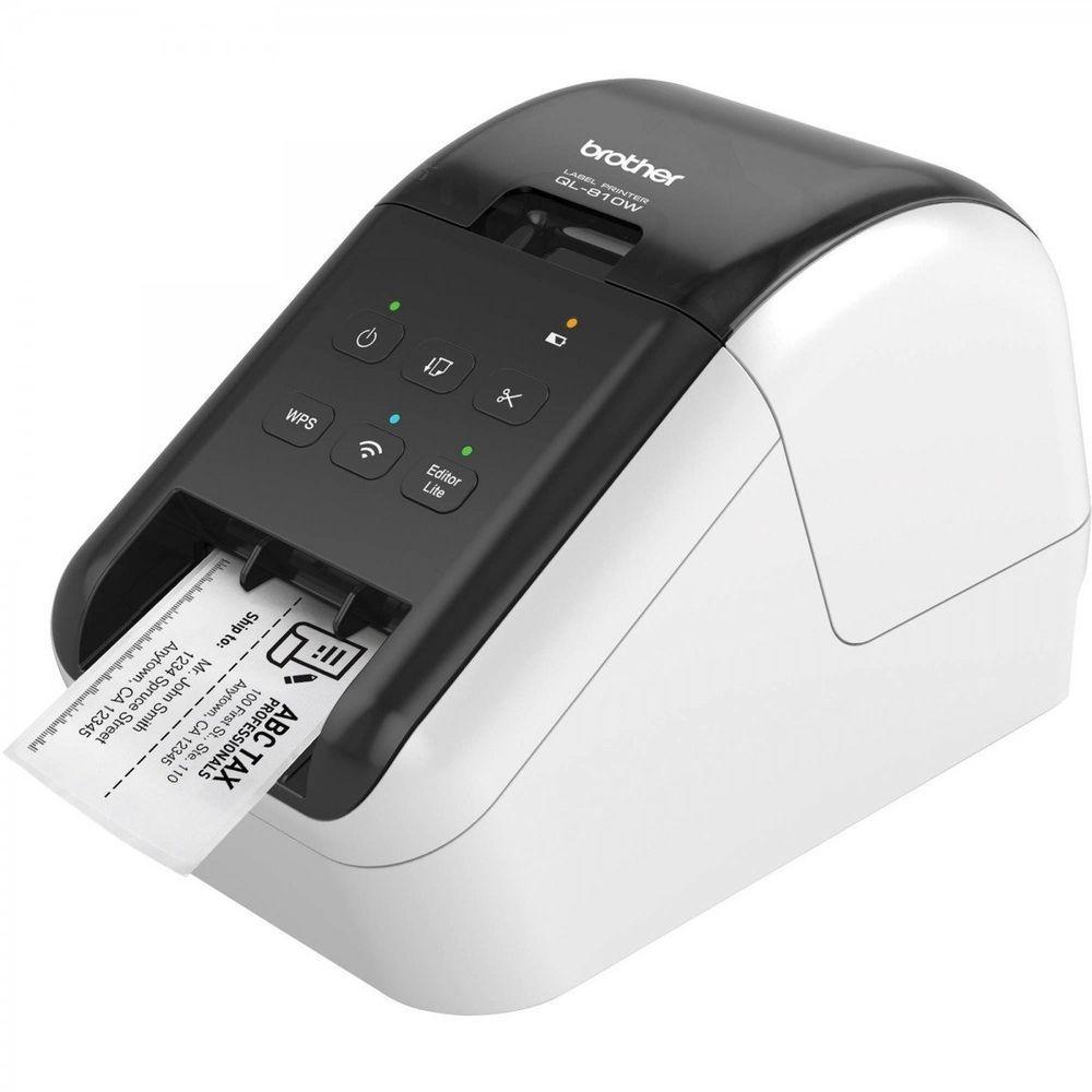 Impressora de Etiquetas Brother Wireless - QL810W