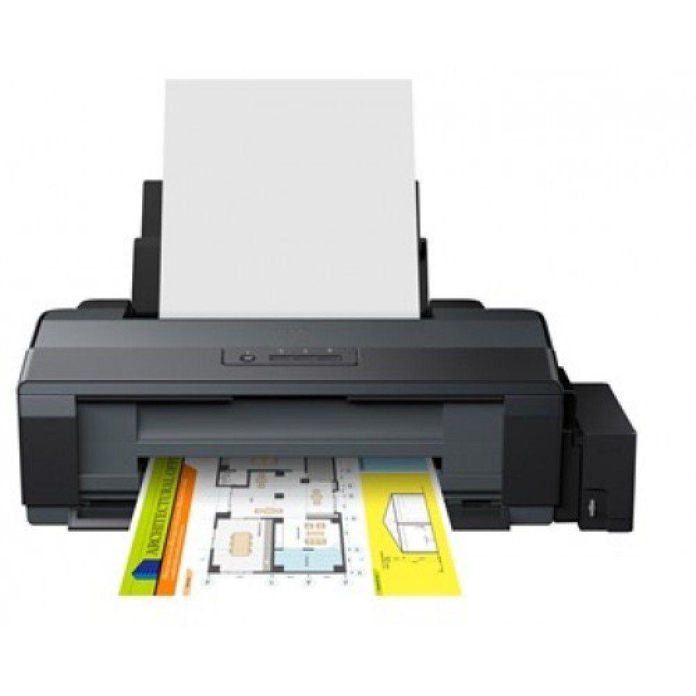 Impressora Epson Tanque de Tinta L1300 - Imprime A3