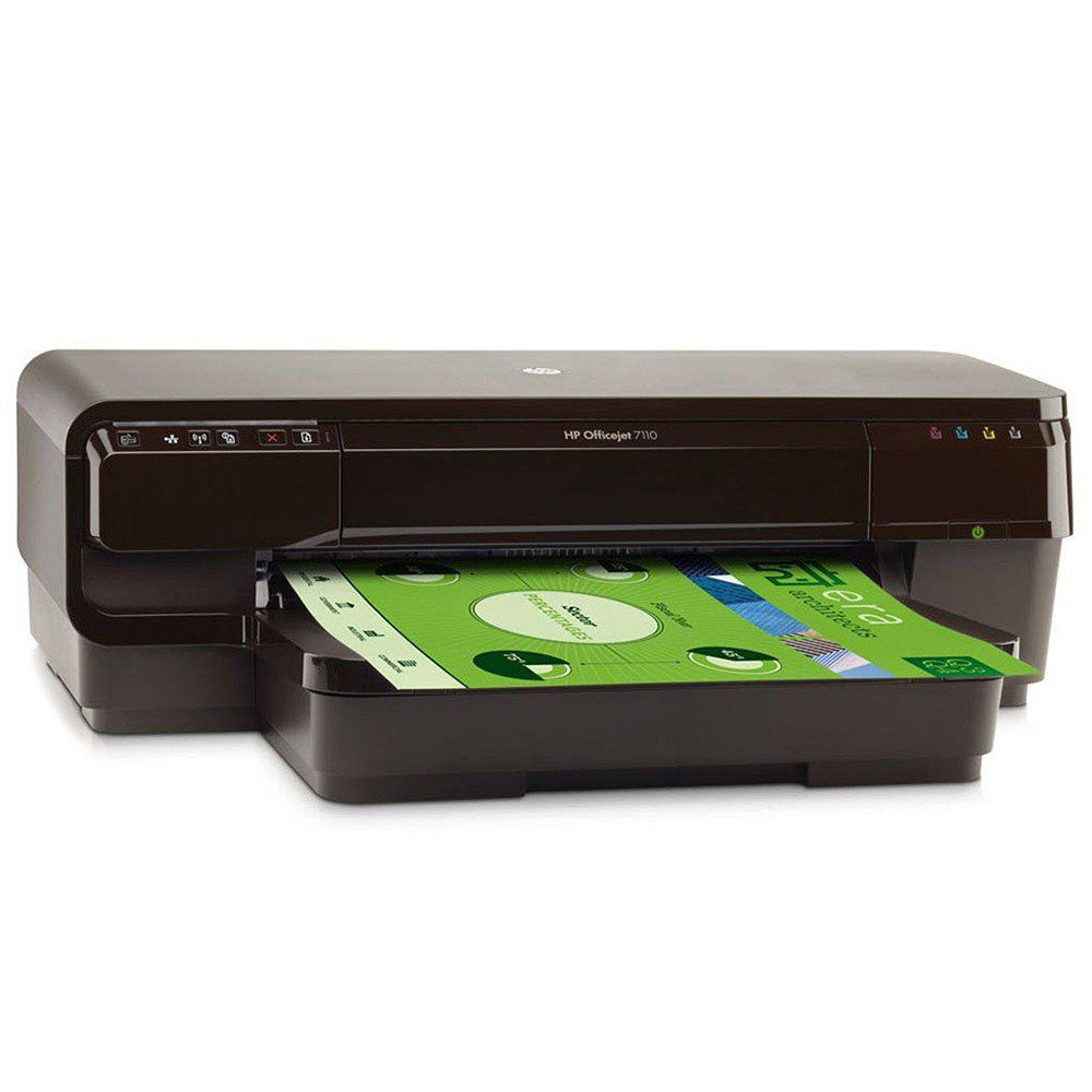 Impressora Jato de Tinta HP Officejet 7110 A3 - CR768A