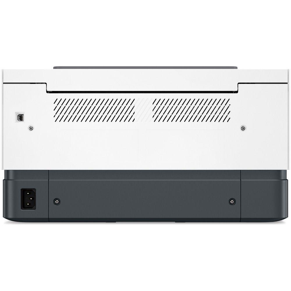 Impressora Laser HP Neverstop 1000W Tanque de Toner Monocromática Preto e Branco com Wi-Fi