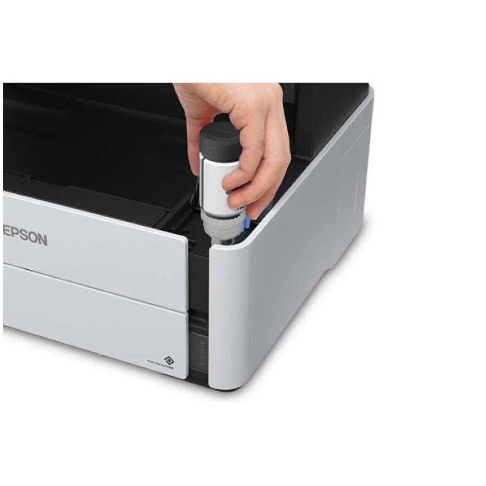 Impressora Multifuncional Epson EcoTank Mono, Wifi-Direct - M3170