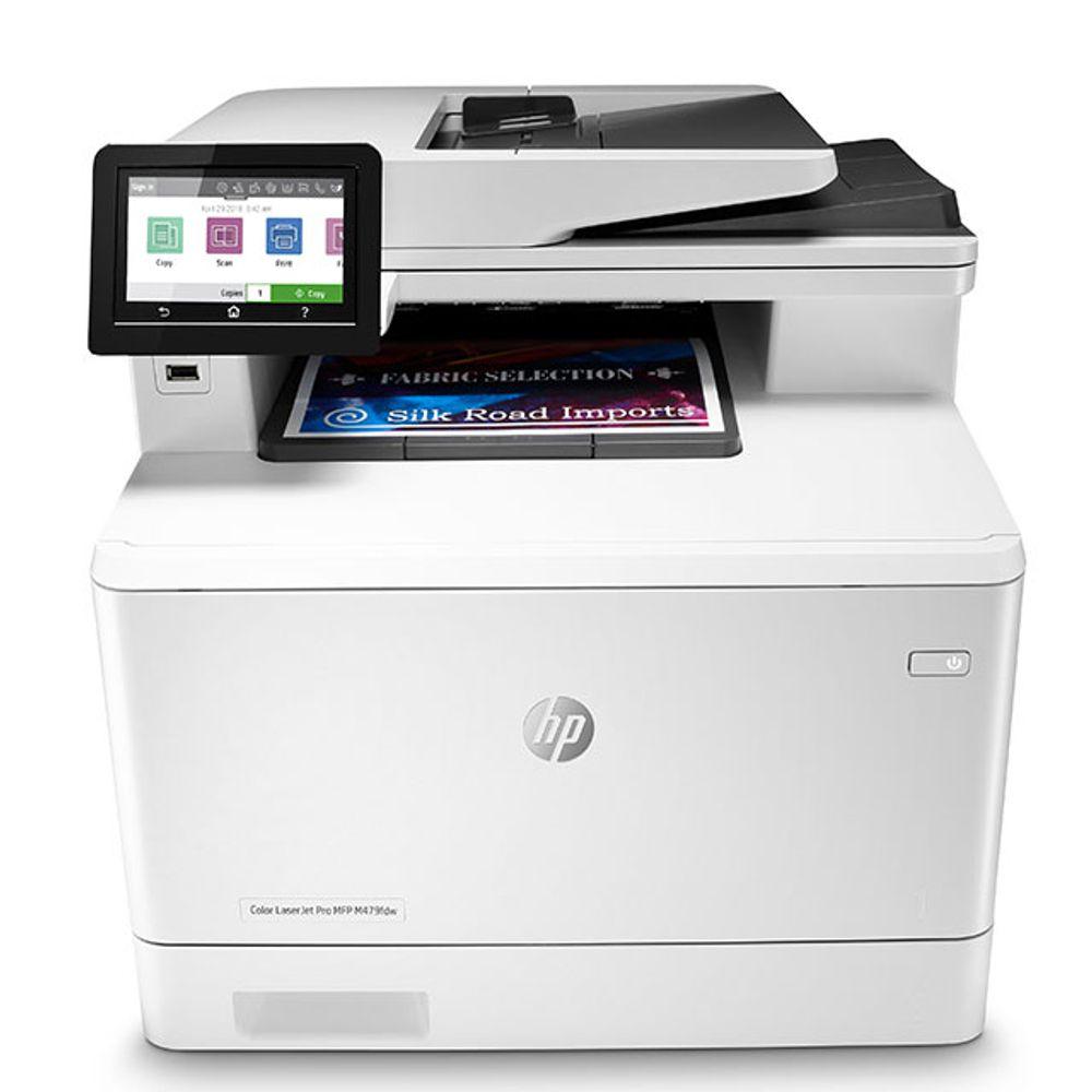 Impressora Multifuncional HP LaserJet Color Pro  - M479FDW