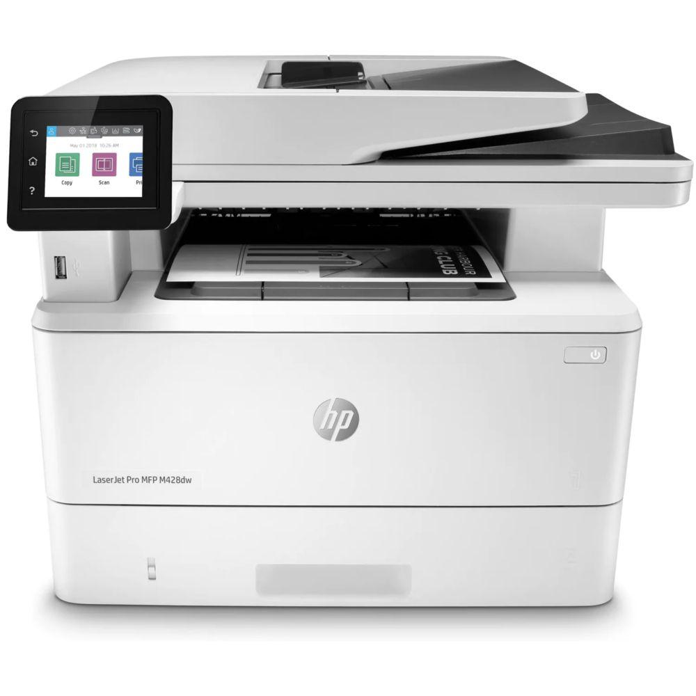 Impressora Multifuncional HP LaserJet Pro -  M428DW