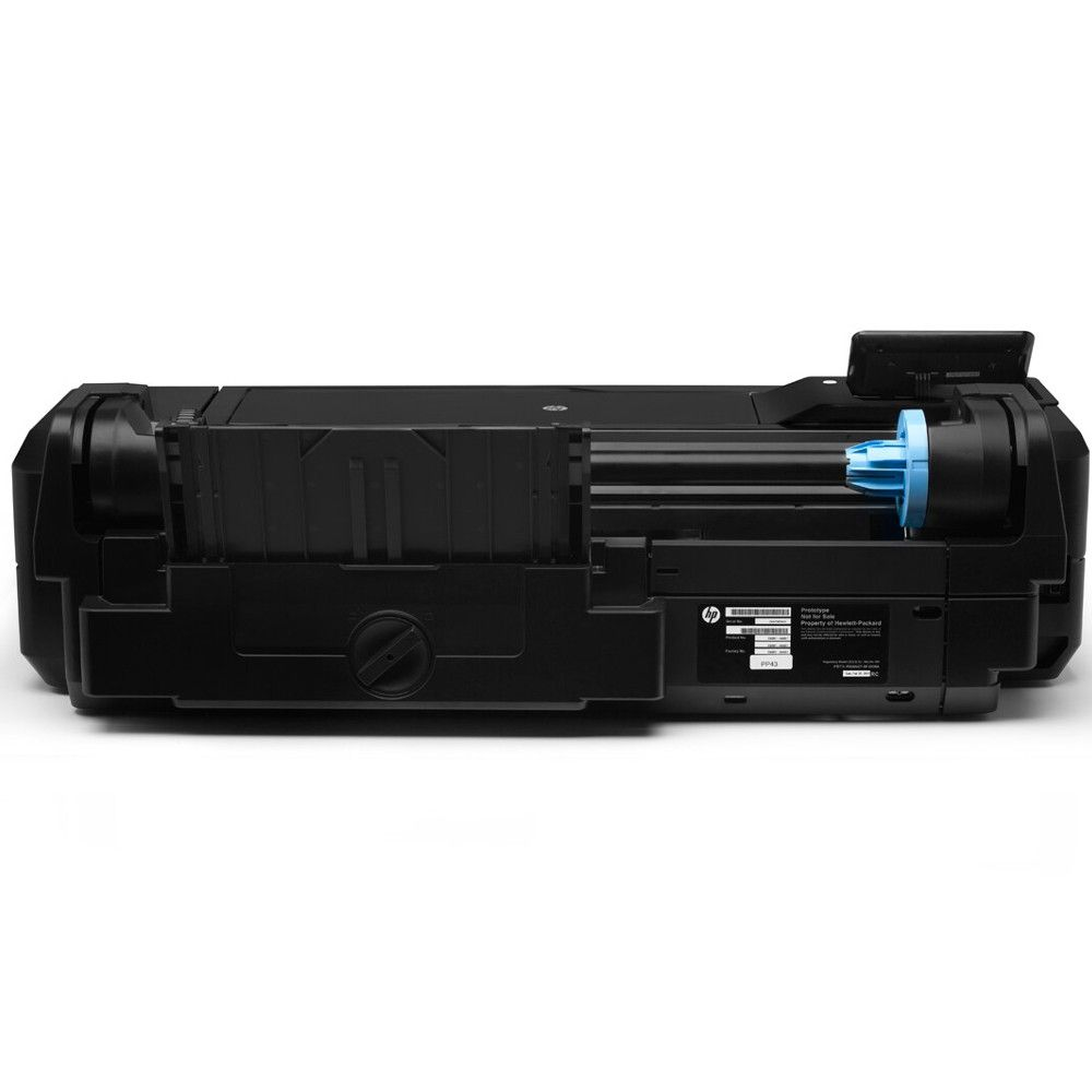 "Impressora Plotter HP Designjet T120 24"" - CQ891CB1K"