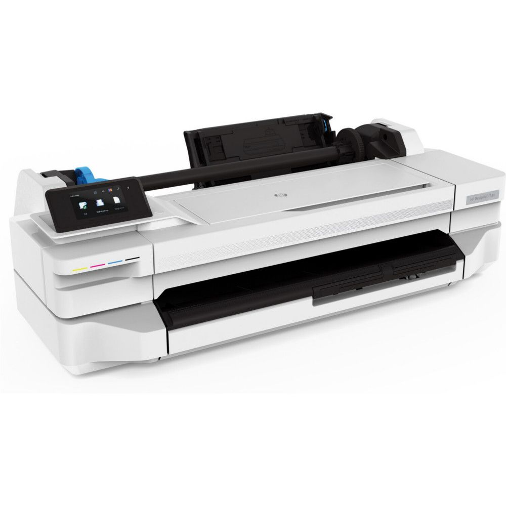 Impressora Plotter HP DesignJet T130 24 Polegadas