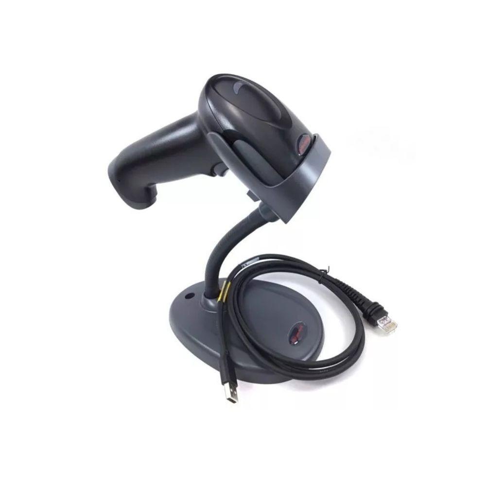 Leitor de Código de Barras Manual Honeywell 1D/2D 1450G2D - Preto, USB