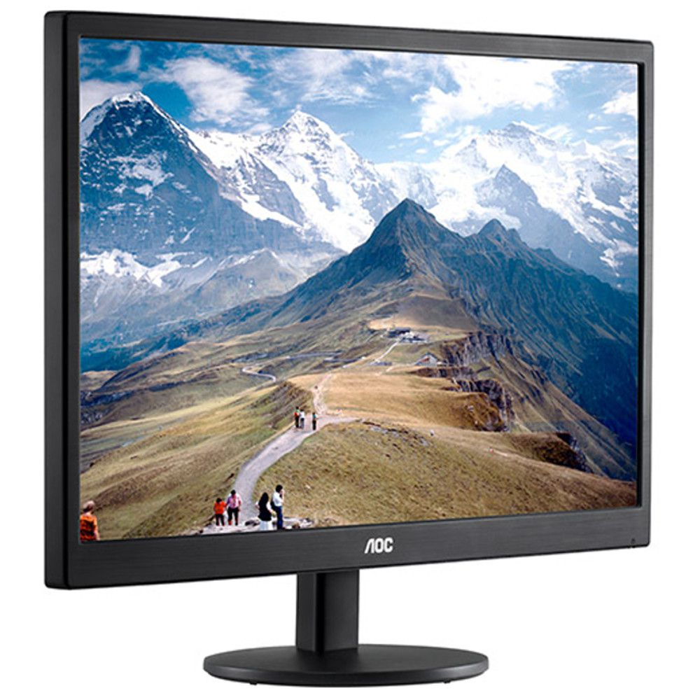 "Monitor LCD LED 21,5"" Widescreen Serie 70 AOC - E2270SWN"