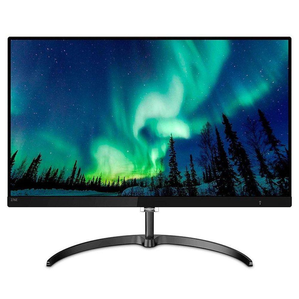 Monitor LED 4K 27'' Philips IPS UHD - 276E8VJSB