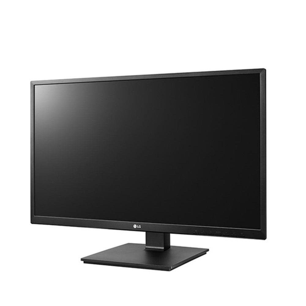 Monitor LED IPS LG 23.8'''' Full HD, HDMI, Altura Ajustável - 24BL550J-B