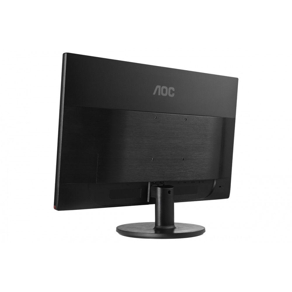 "Monitor LED Widescreen 24"" AOC Gamer G2460VQ6 Full HD - HDMI/VGA"