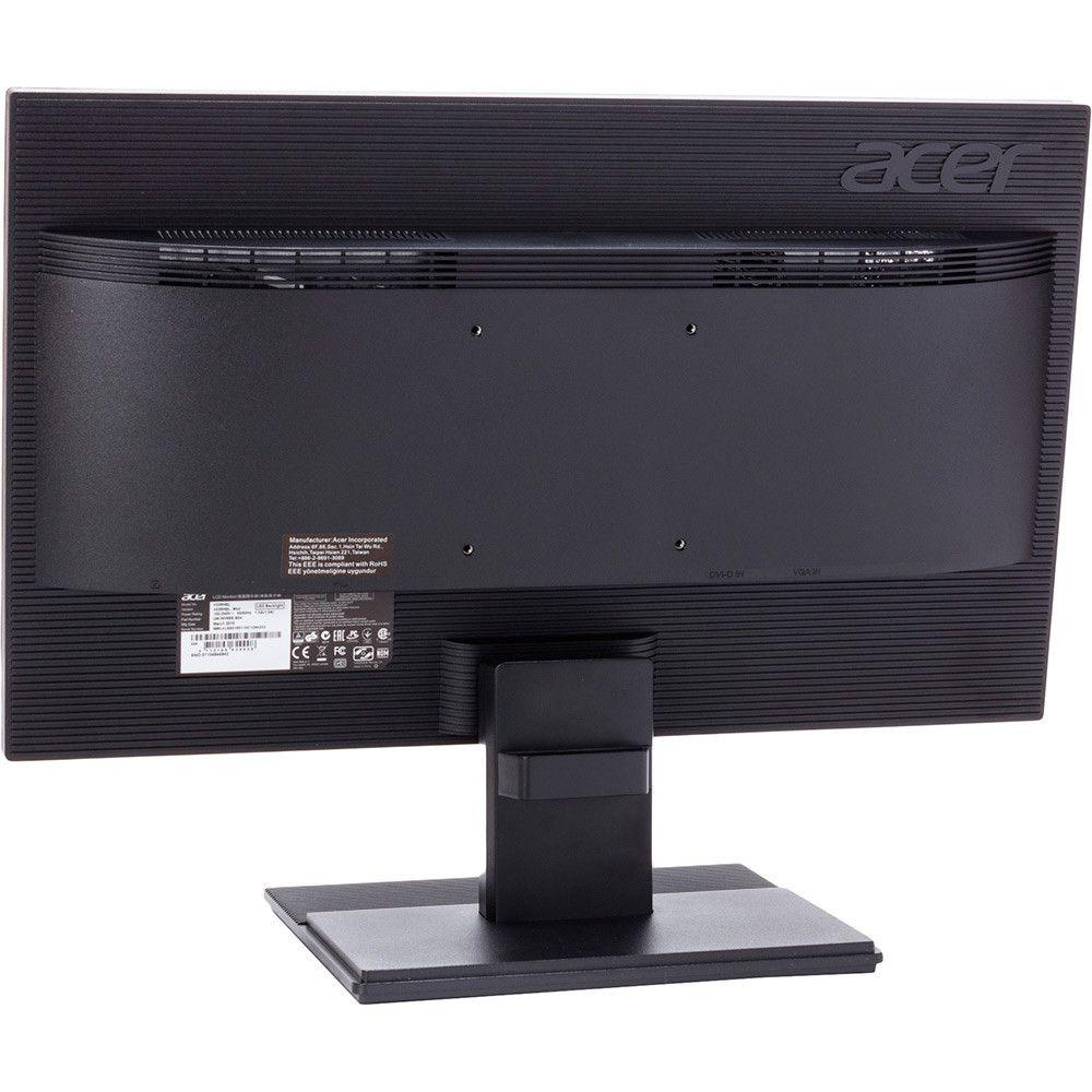 "Monitor LED Widescreen Acer 21,5"" V226HQL Full HD - HDMI, DVI, VGA"