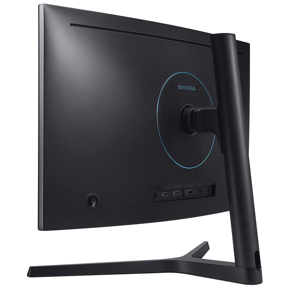 Monitor QLED Gamer 27'' Samsung, Full HD, Curvo, Preto - C27FG73F