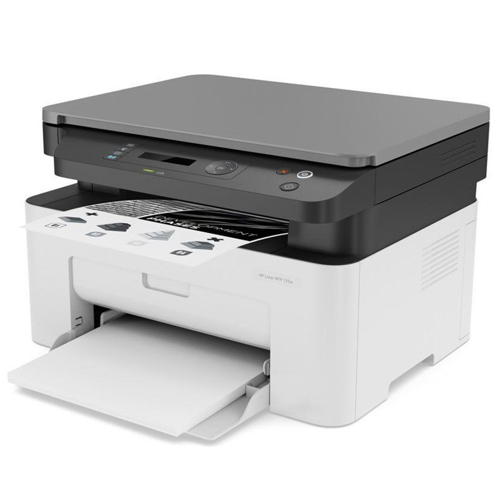 Multifuncional HP Laser MFP 135w
