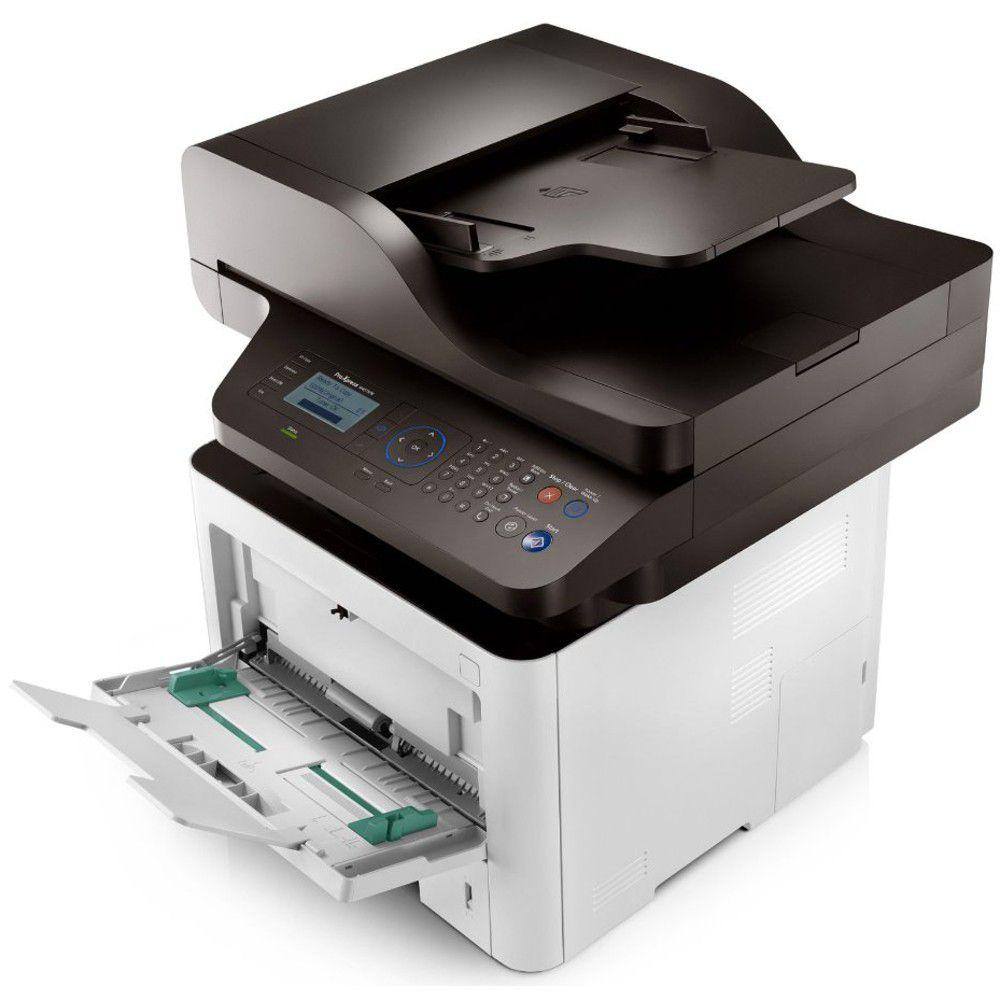 Multifuncional Laser Monocromática Samsung Smart ProXpress SL-M4075FR