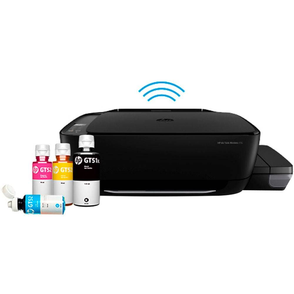 Multifuncional Tanque de Tinta Ink Tank HP 416 Wireless