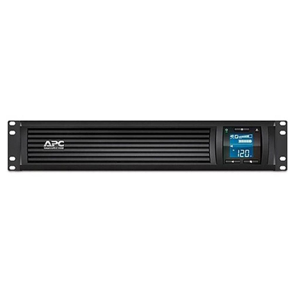 No Break APC Smart-UPS C Rack 2U SMC15002U-BR 1500VA - Monovolt 120V