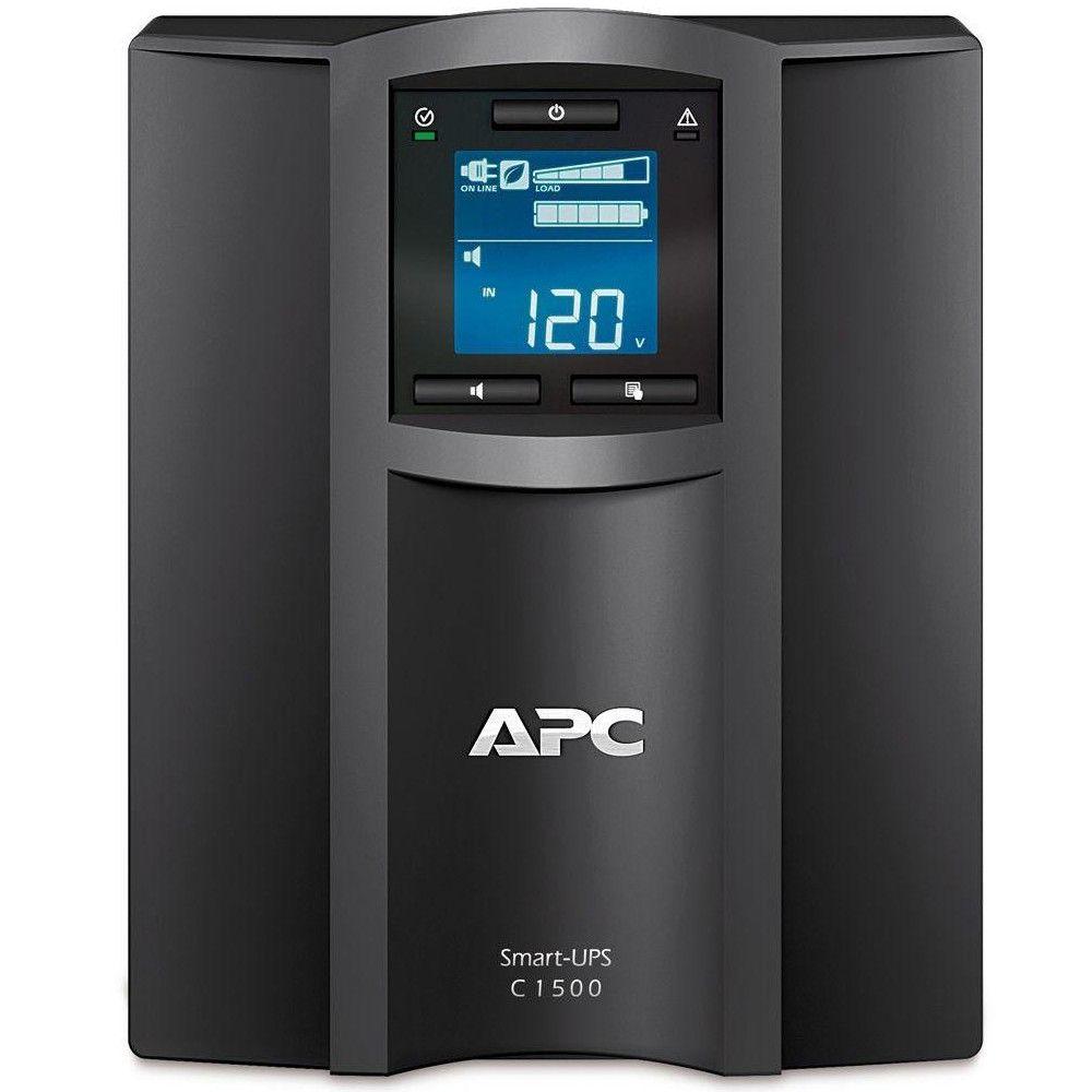 No Break Smart UPS Senoidal 1500VA APC - Monovolt/120v