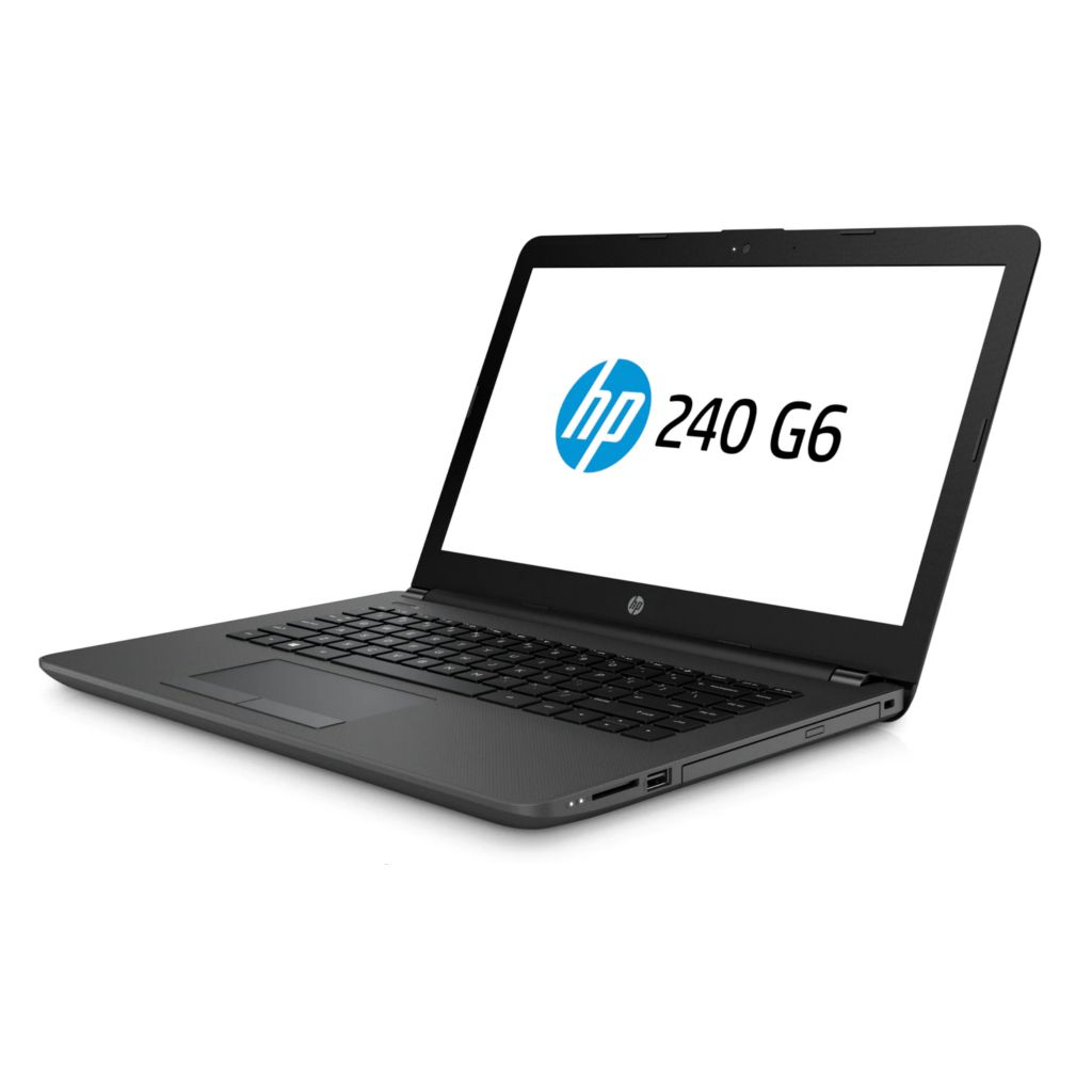Notebook 14'' HP 240 G6 I3-7020U, 4GB DDR4, HD 500GB, Windows 10 PRO - 3XU36LA#AC4