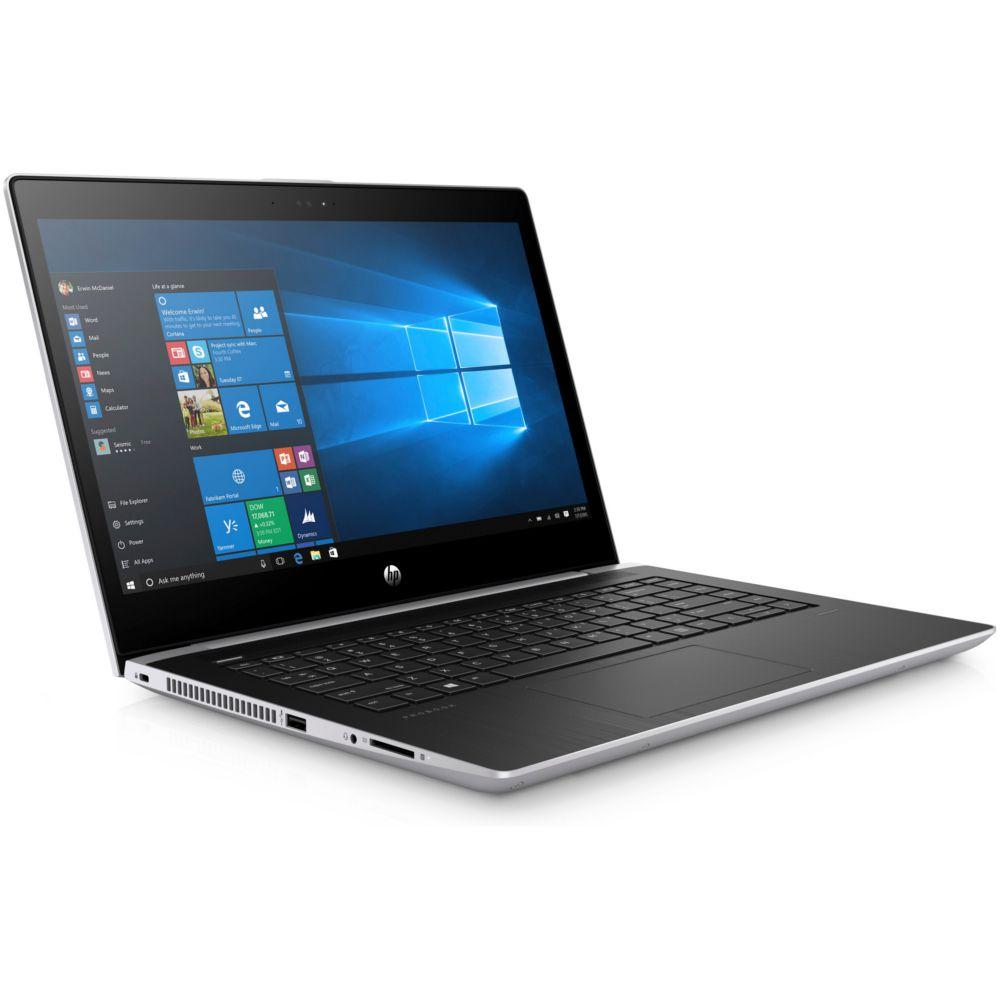 Notebook 14'' HP ProBook 440 G5 3FA62LA, i7-8550U, 8GB DDR4, SSD 256GB, Windows 10 PRO - Cinza