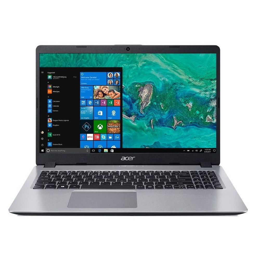 Notebook Acer A515-52G-79H1, i7-8°Geração, 8GB, HD 1TB, Tela 15.6'' - Windows 10 Home
