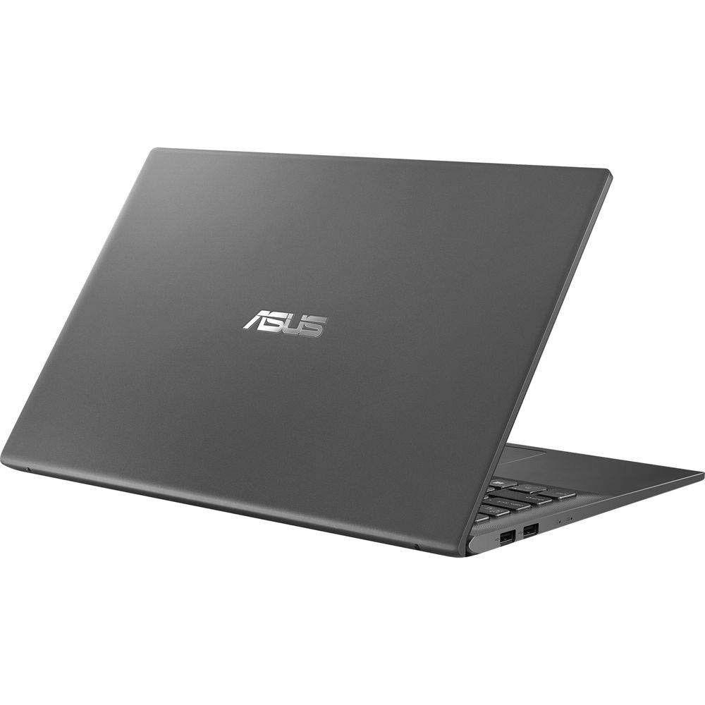 """Notebook Asus X512FA  8ª Intel Core I5 4GB 1TB 15,6"""" Windows 10 - Cinza Escuro"""