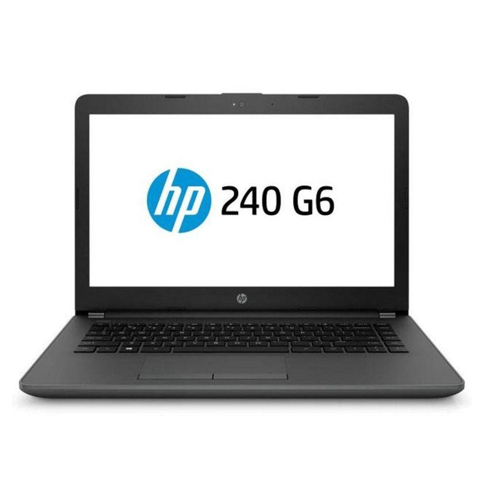 Notebook HP 240 G6, Intel® Core™ i5-7200U, RAM 8GB, SSD 256GB, Tela 14''- Windows 10 Pro