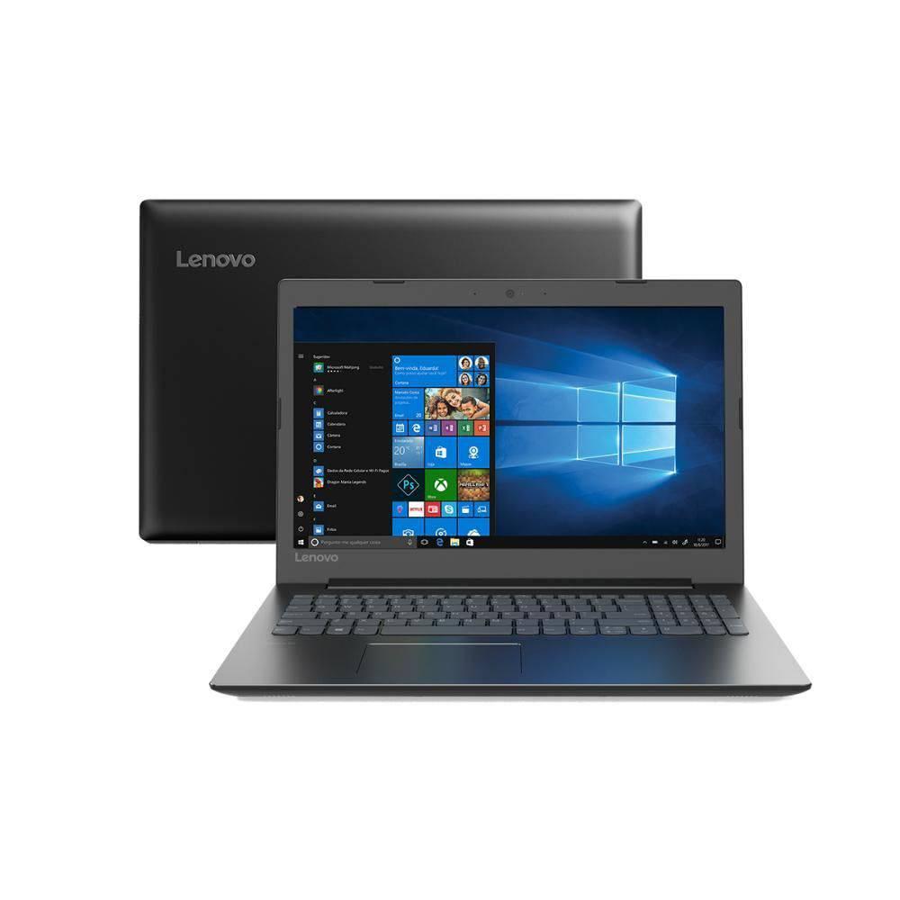 Notebook Lenovo B330-15IKBR, Intel i5-8250U, 8GB RAM, HD 1TB, Tela 15,6'', Windows 10 Pro