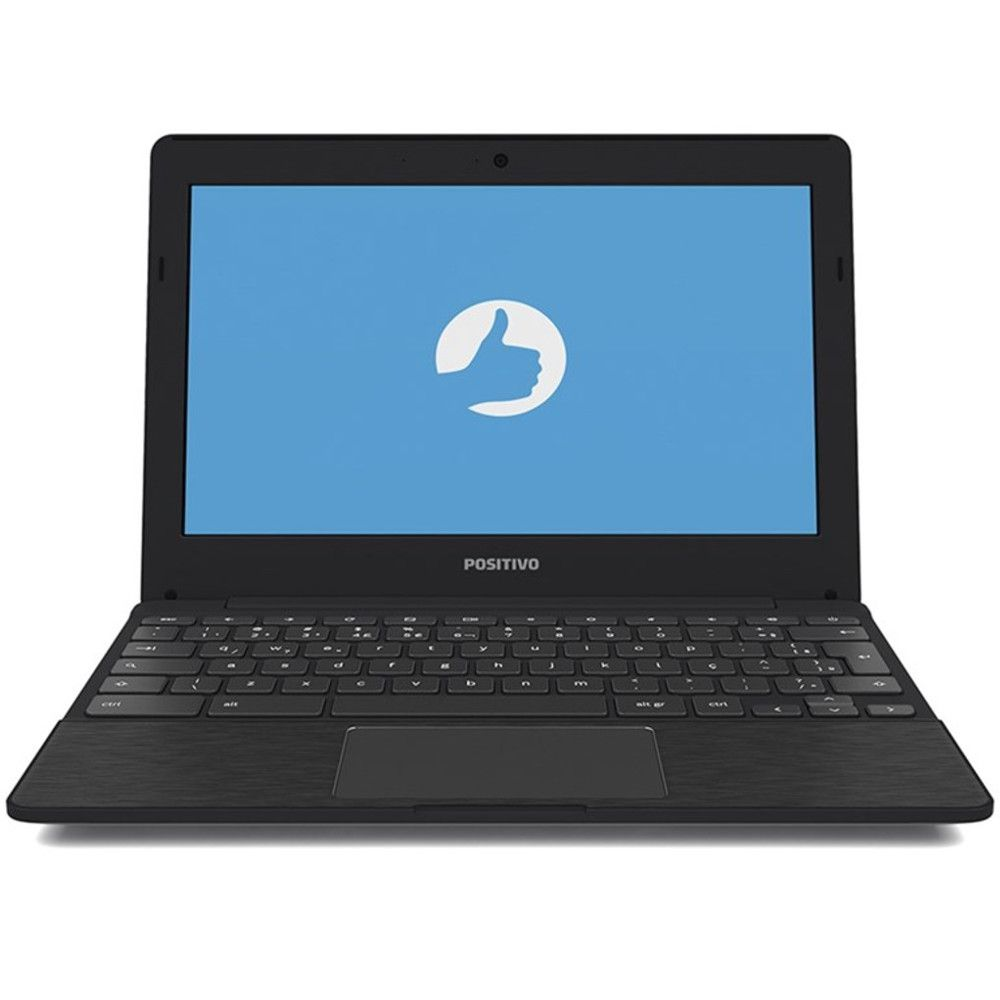 "Notebook Positivo Chromebook CH1190, Tela 11,6"" , 2GB, HD 16GB, Chrome OS"