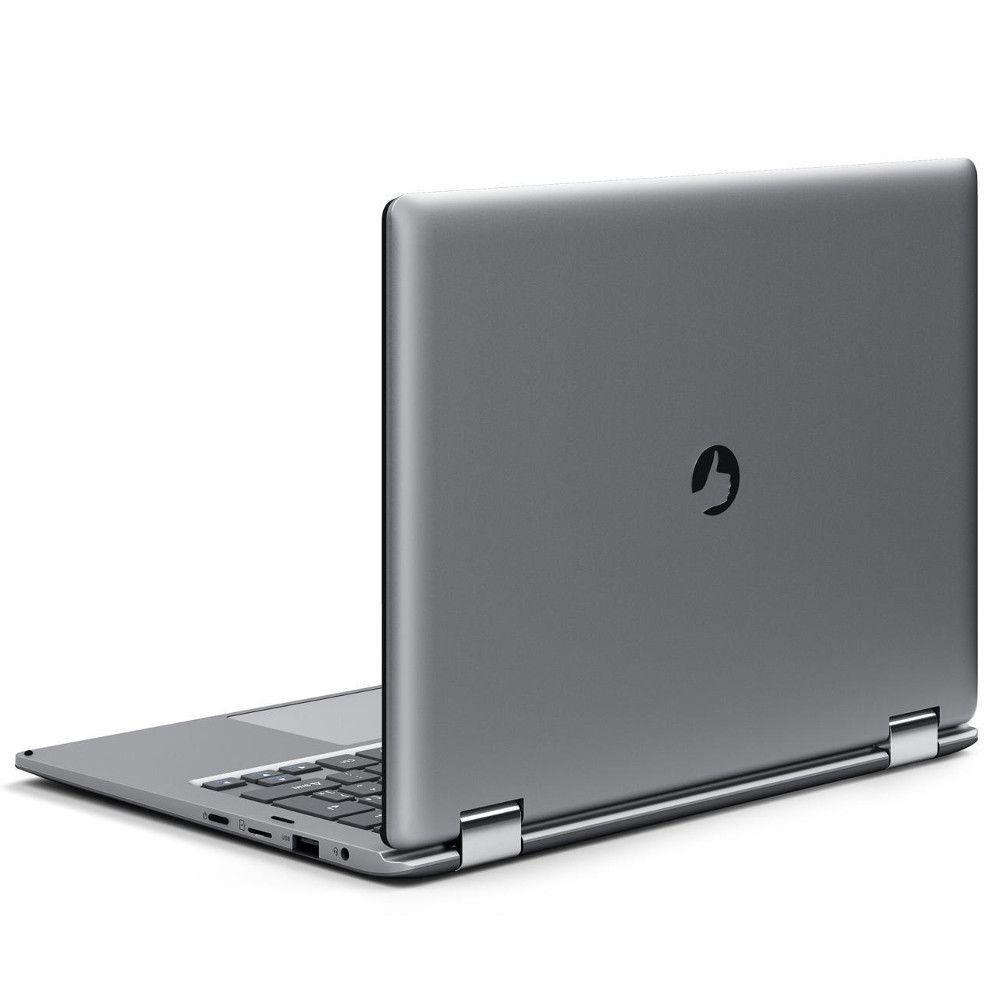 Notebook Positivo DUO Q432BP, Intel® Atom™, RAM 4GB, HD 32 GB, Tela 11.6'' - Windows 10 Pro