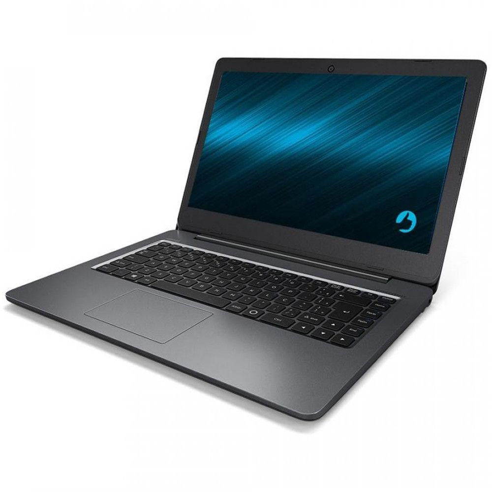 Notebook Positivo Master N2140, Intel i5-8°geração, RAM 8GB, HD 1TB, Tela 14'' - Windows 10 Home