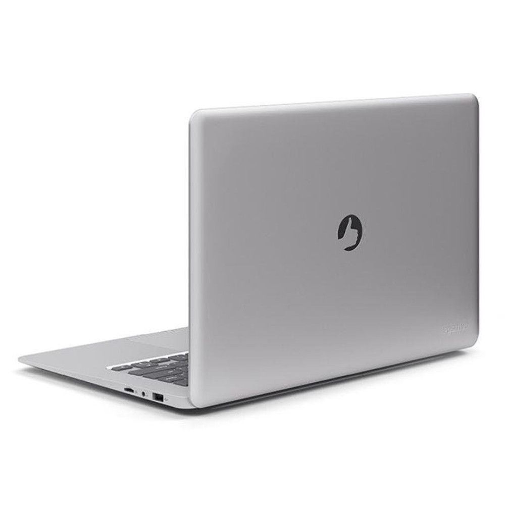 Notebook Positivo Motion 41TA-15, Intel Core i3-6006U, Tela 15.6'', HD 1TB, 4GB RAM, Windows 10 Home - Prata