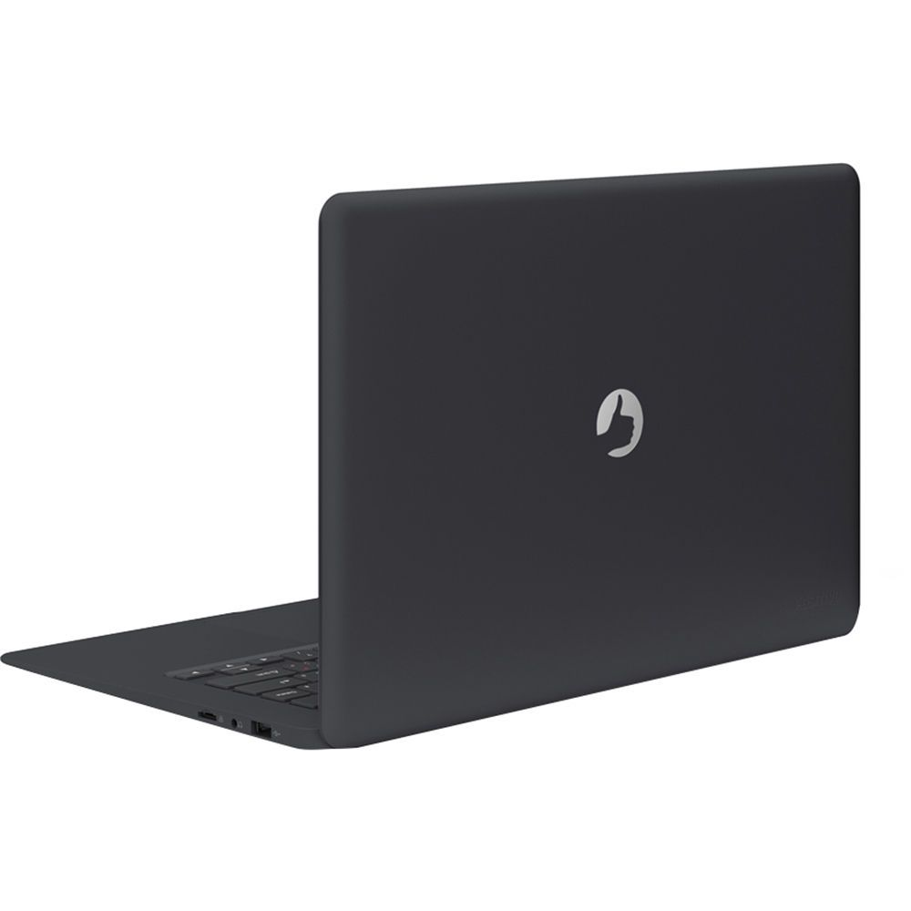 Notebook Positivo Motion Gray Q232A, Intel Atom, Tela 14'', Ram 2GB, 32GB Flash - Windows 10 Home