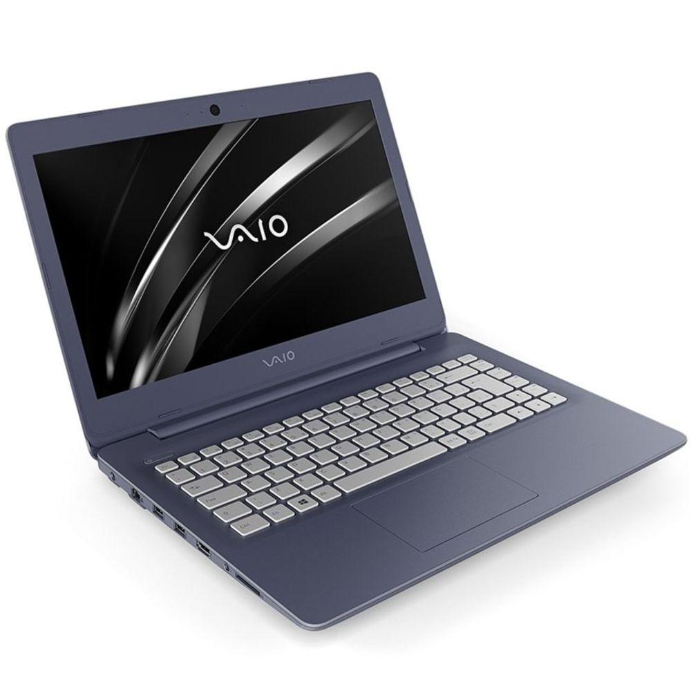 Notebook Vaio C14, I7-6°Geração, Ram 8GB, SSD 256GB, Tela 14'' - Windows 10 Home