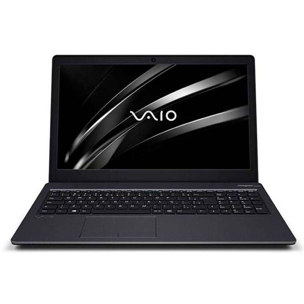 Notebook Vaio FIT 15S Intel i3-6°geração, RAM 4GB, HD 1TB, Tela 15.6'' - Windows 10 Home