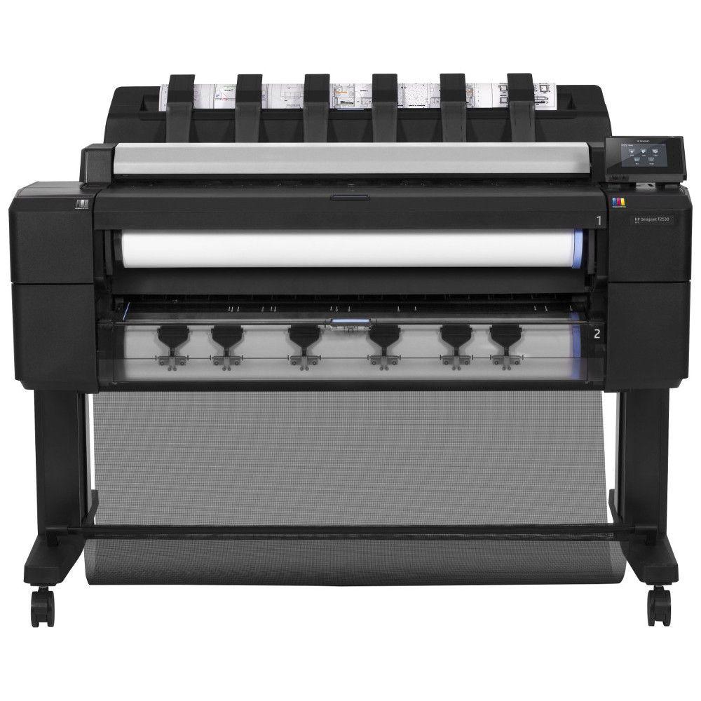 Plotter Multifuncional HP Designjet T2530 L2Y26AB1K (36pol.)