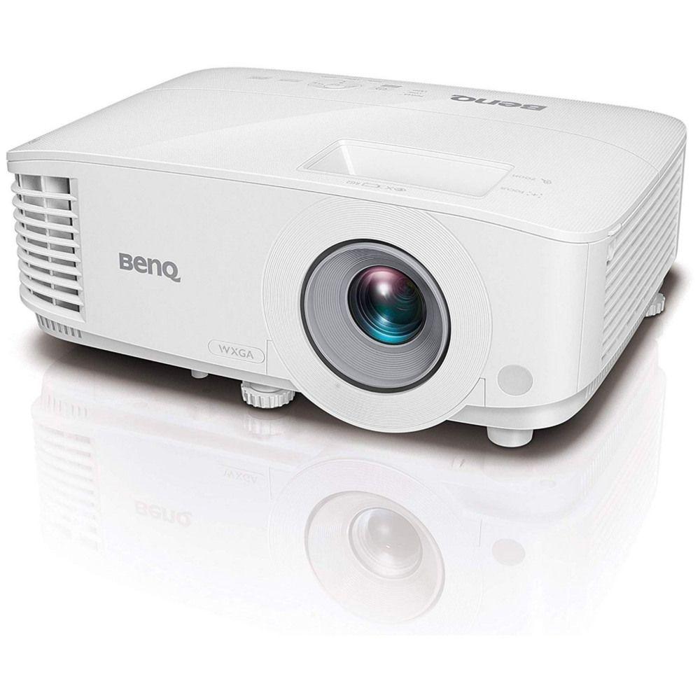 Projetor BenQ MW550 WXGA 2 HDMI, 3.600 Lumens, Bivolts - Branco