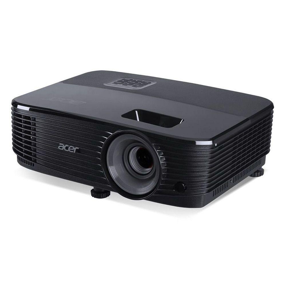 Projetor Multimídia Acer X1323WH 3700 Lumens, WXGA, HDMI - Preto