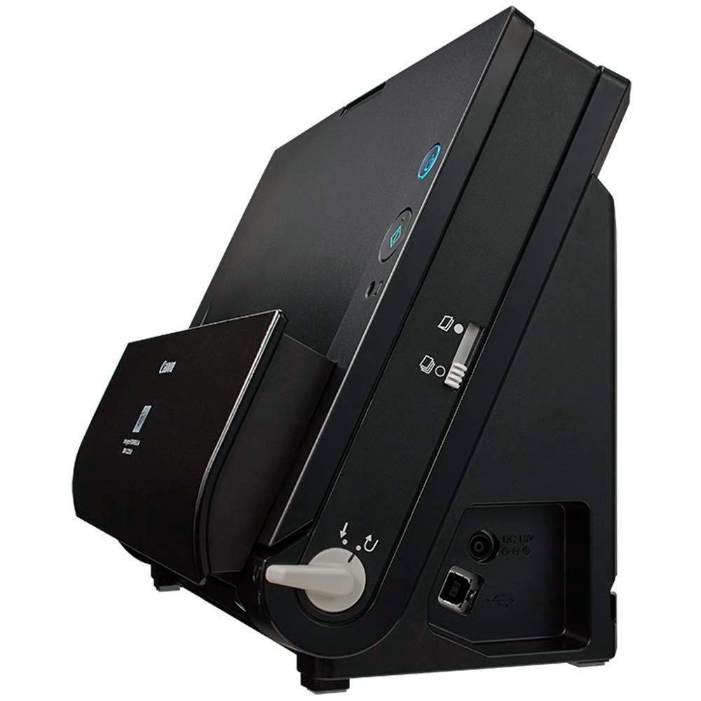 Scanner Canon A4 imageFORMULA, 25ppm 600DPI 1500 VOLUME DIARIO- DR-C225 II