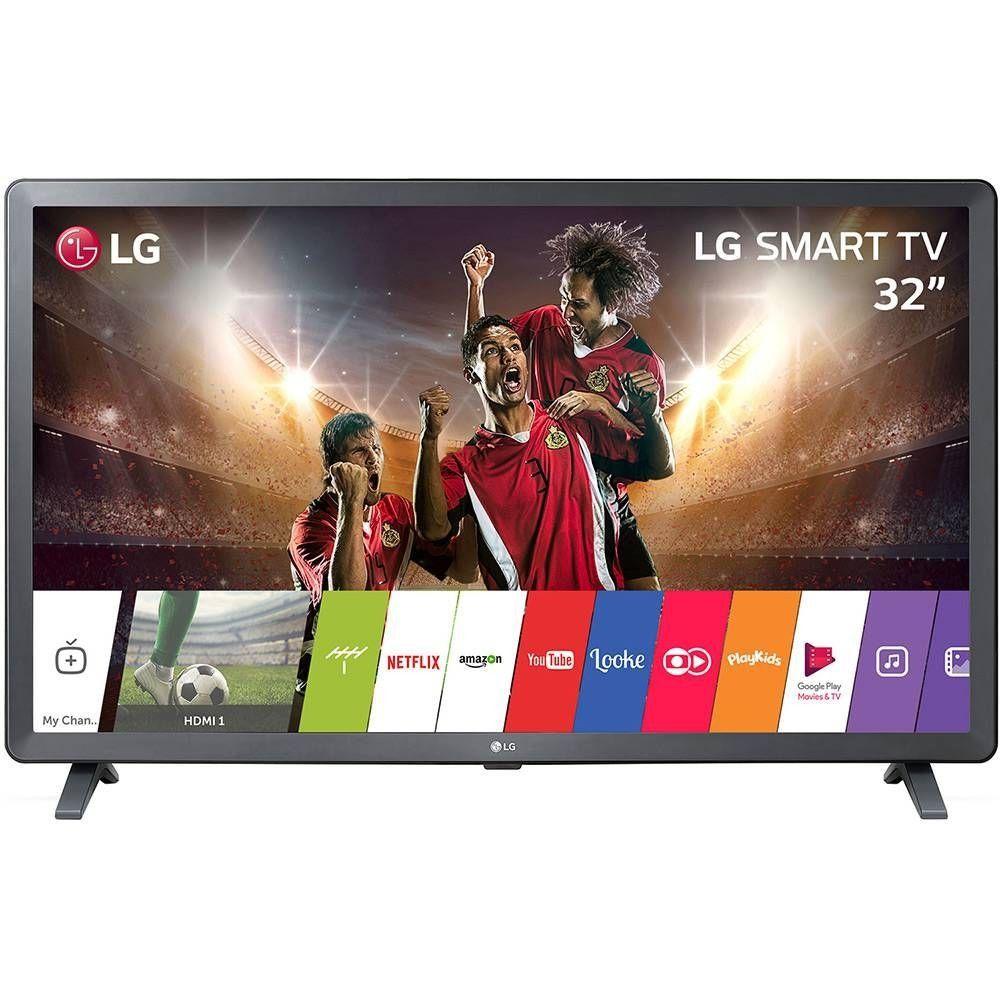 Smart TV 32'' HDR LG 32LK611C, Modo Hotel, HDMI, USB - 32LK611C.AWZ
