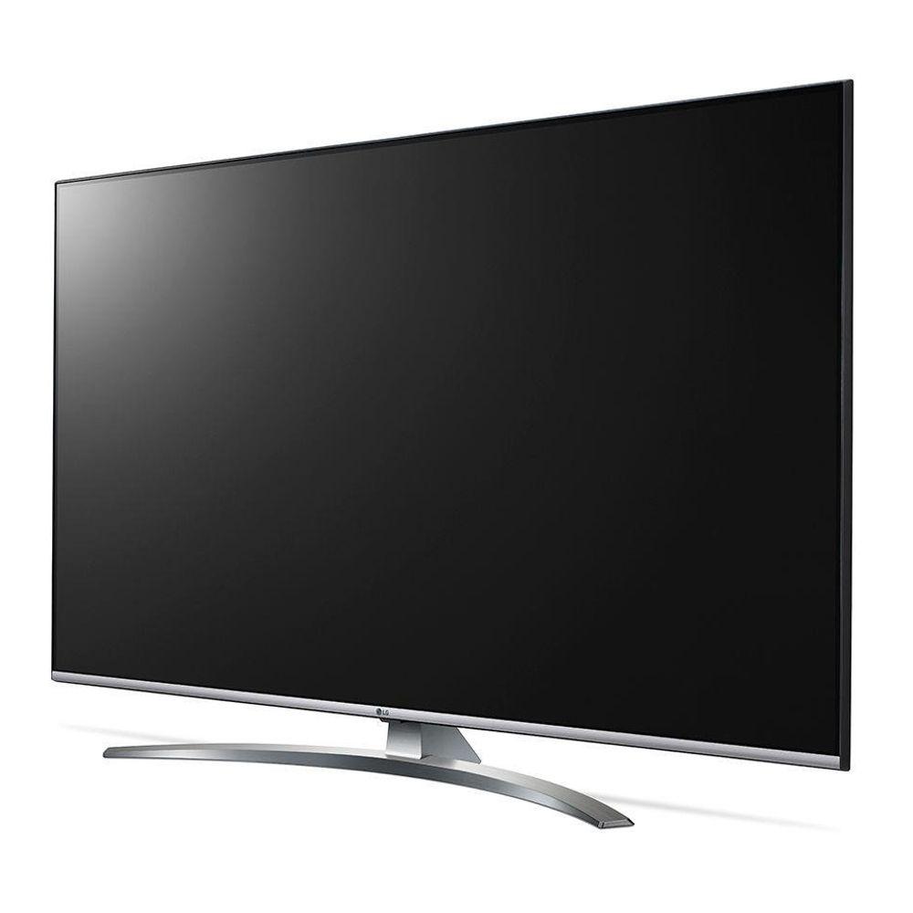 """Smart TV LED 55"""" LG 55UM761C0SB UHD 4K ThinQ AI, HDMI, USB, WIFI - Bivolt"""