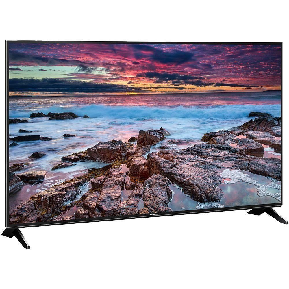 Smart TV LED 65'' 4K Panasonic, HDMI, USB, Preto - 65FX600B