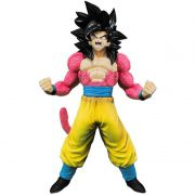 Action Figure Dragon Ball GT Blood Of Saiyans Special III Super Saiyan 4 Goku - 34948/34949