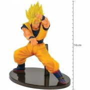 Action Figure Dragon Ball Super Chosenshiretsuden VOL1 Super Saiyan Goku - 25205/25206