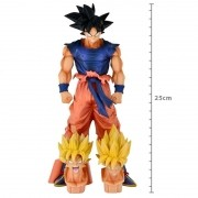 Action Figure Dragon Ball Super Goku Super Sayajin ? Legend Battle
