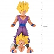 Action Figure Dragon Ball Super Legend Battle Gohan Sayajin 28549/28550