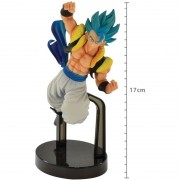 Action Figure Dragon Ball Super Saiyan God Gogeta Z Battle 34845/34846